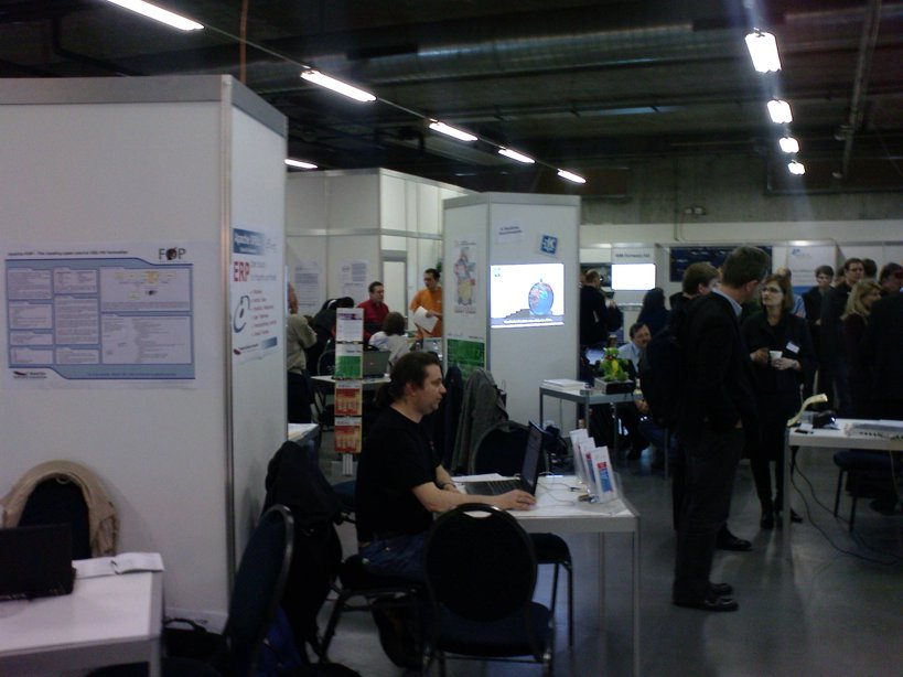 Picture from the OpenExpo