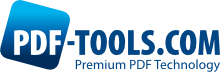 PDF Tools AG - Premium PDF Technology